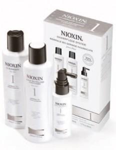 NIOXIN - für dünner werdendes Haar